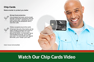 Chip Card Video Image