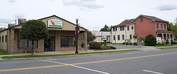 Clarion County Community Bank - Clarion Office
