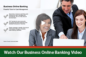 Business Banking Online Image